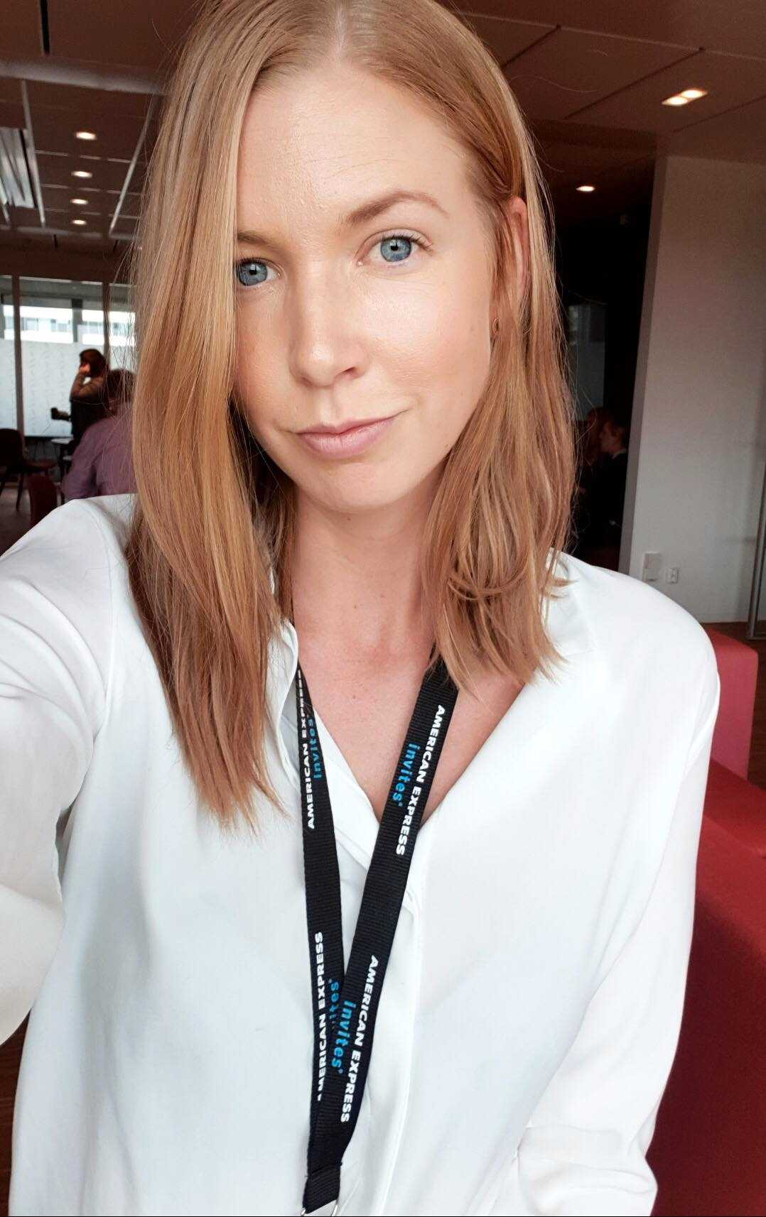Alexandra Melén.