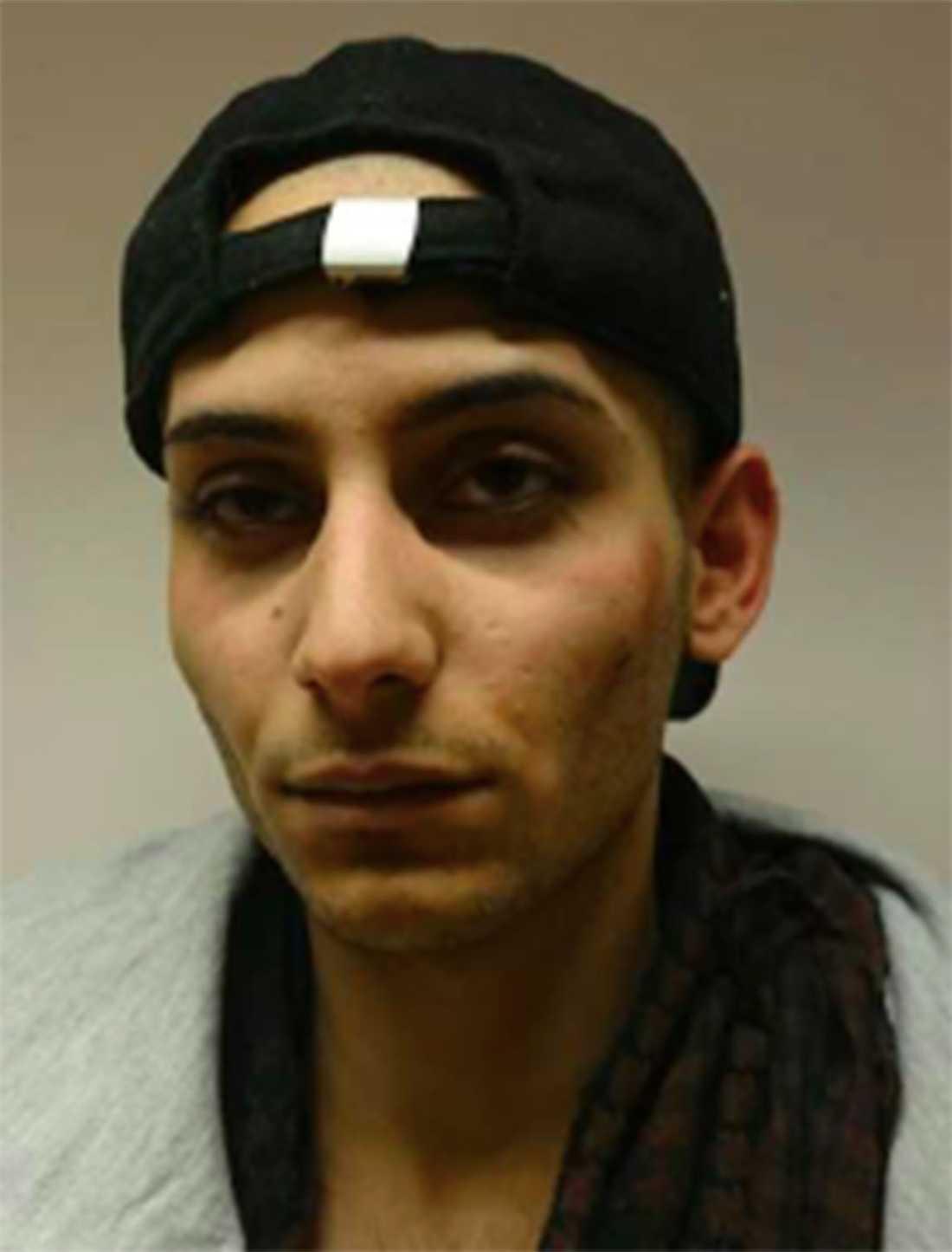 Omar Ali Abdalsalam, 24, döms till livstids fängelse och utvisning.