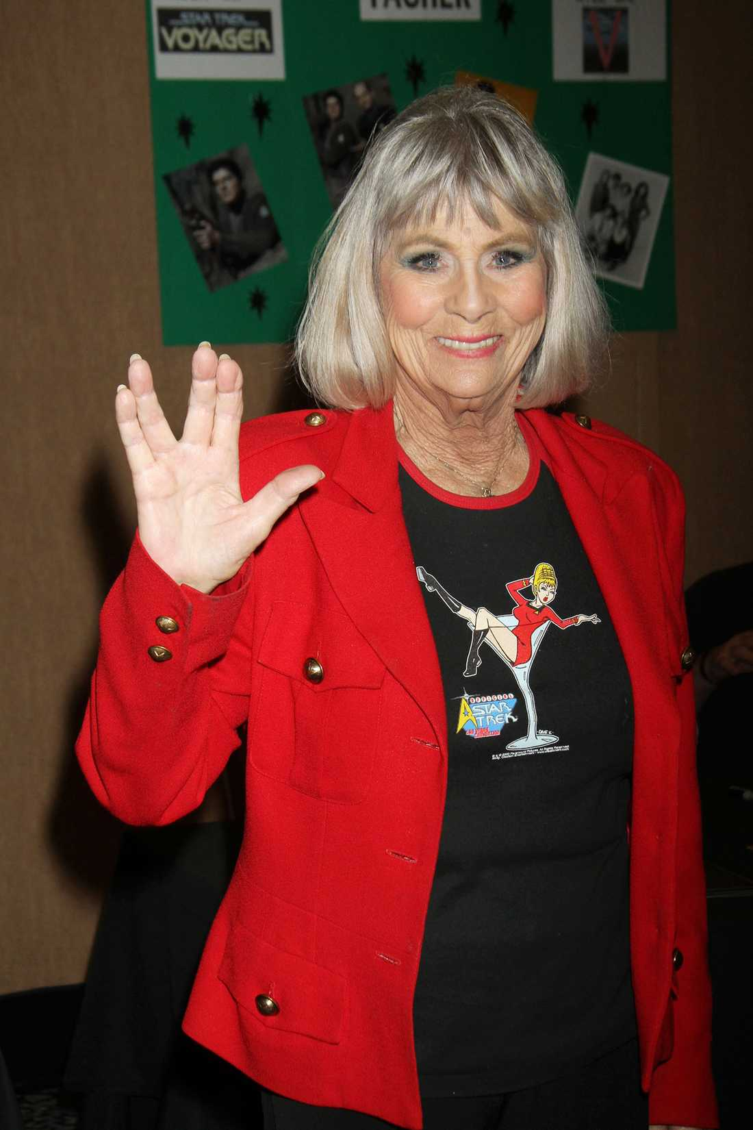 Grace Lee Whitney.