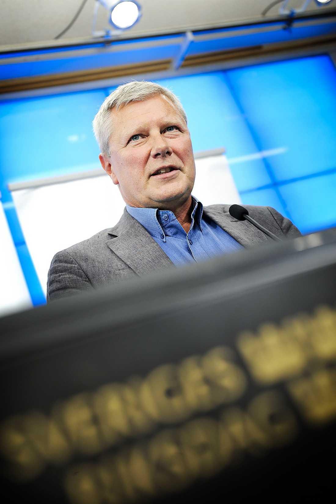 Lars Ohly meddelade i går att han inte ställer upp för omval som ledare för Vänsterpartiet.