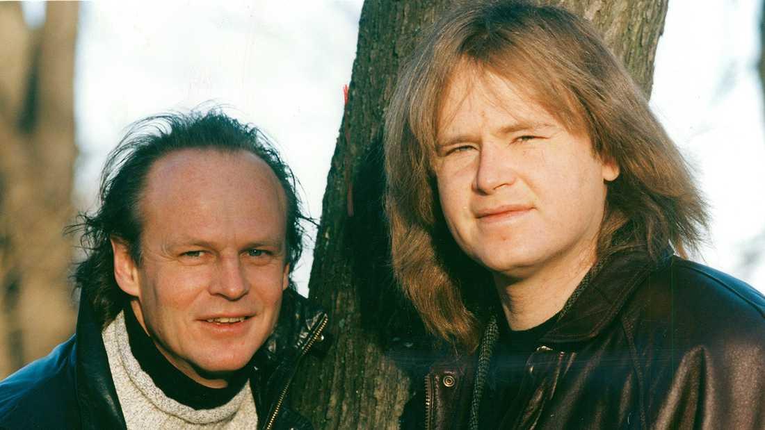 Kenneth och Ted Gärdestad.