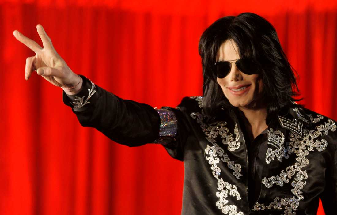 Michael Jackson (1958–2009).