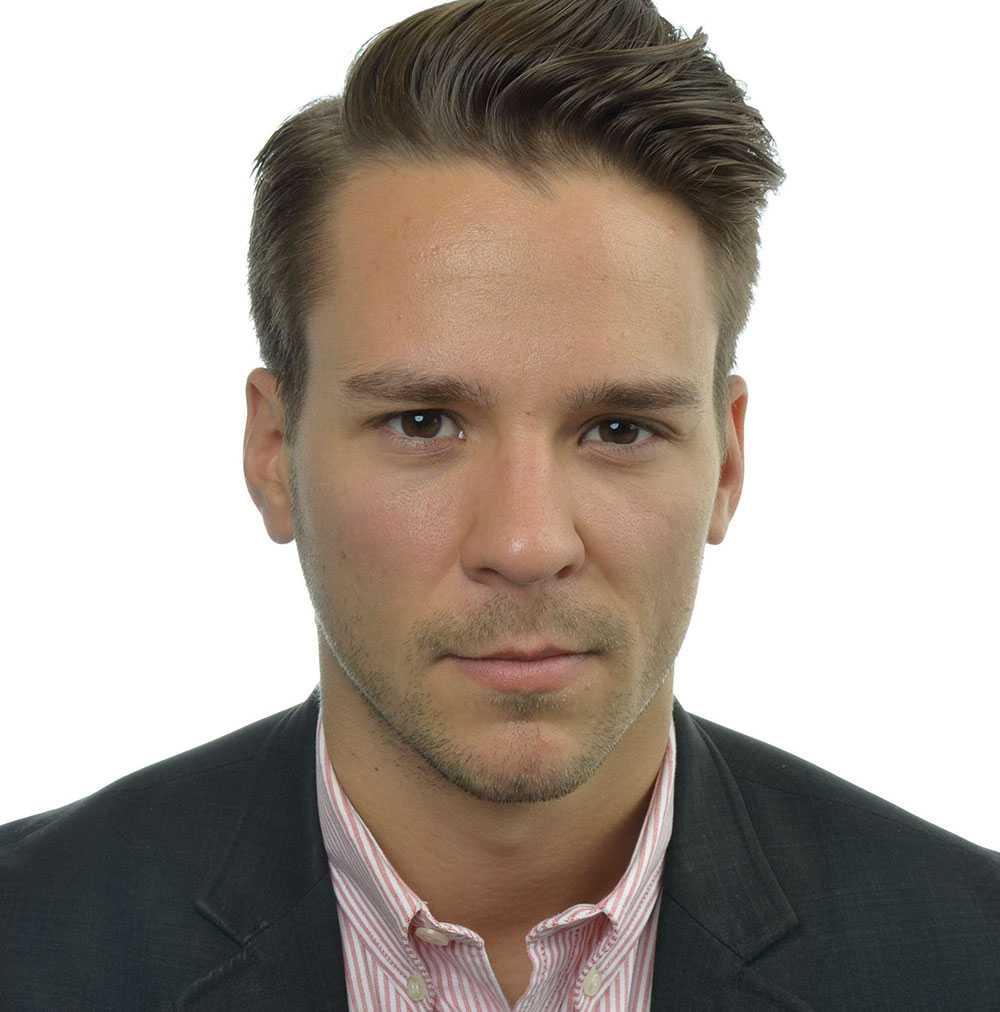 Lorentz Tovatt, klimat- och energipolitisk talesperson för Miljöpartiet.