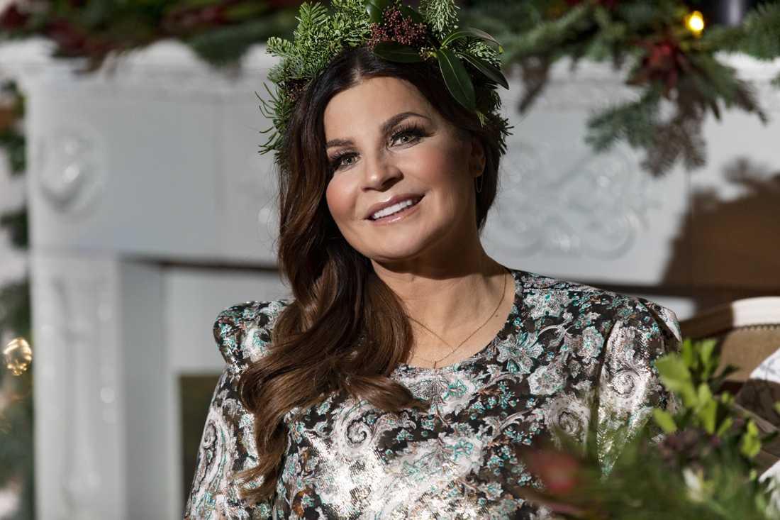 """Carola är klar för vårens omgång av """"Let's dance""""."""