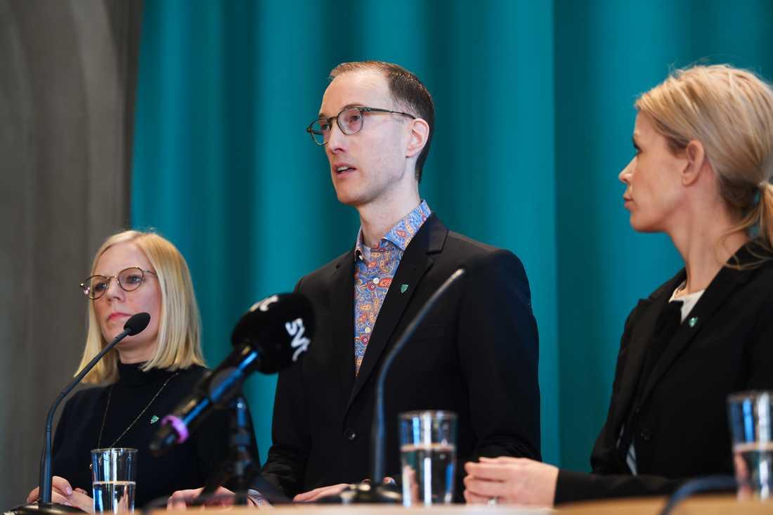 Jan Jönsson, gruppledare för Liberalerna i Stockholms stad. Arkivbild.