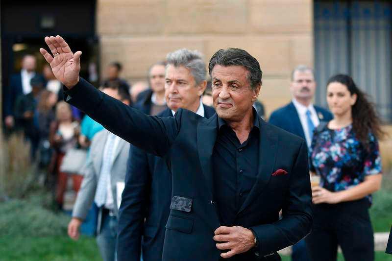 """Sylvester Stallone besökte nyligen Philadelphia för att hedra minnet av """"Rocky"""" inför 40-årsjubileet - och för att göra reklam för den senaste filmen i serien, """"Creed"""", som har svensk biopremiär om några veckor."""