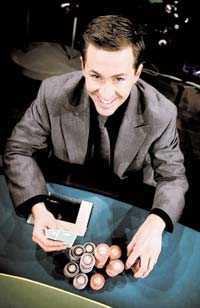 En sann entreprenör Ken Lennaárd var miljonär redan vid 24 års ålder, innan han hade börjat spela poker. – Jag har fler miljoner i dag än då. Jag var, är och förblir entreprenör, alltså tjänade jag pengar redan som ung, säger han.