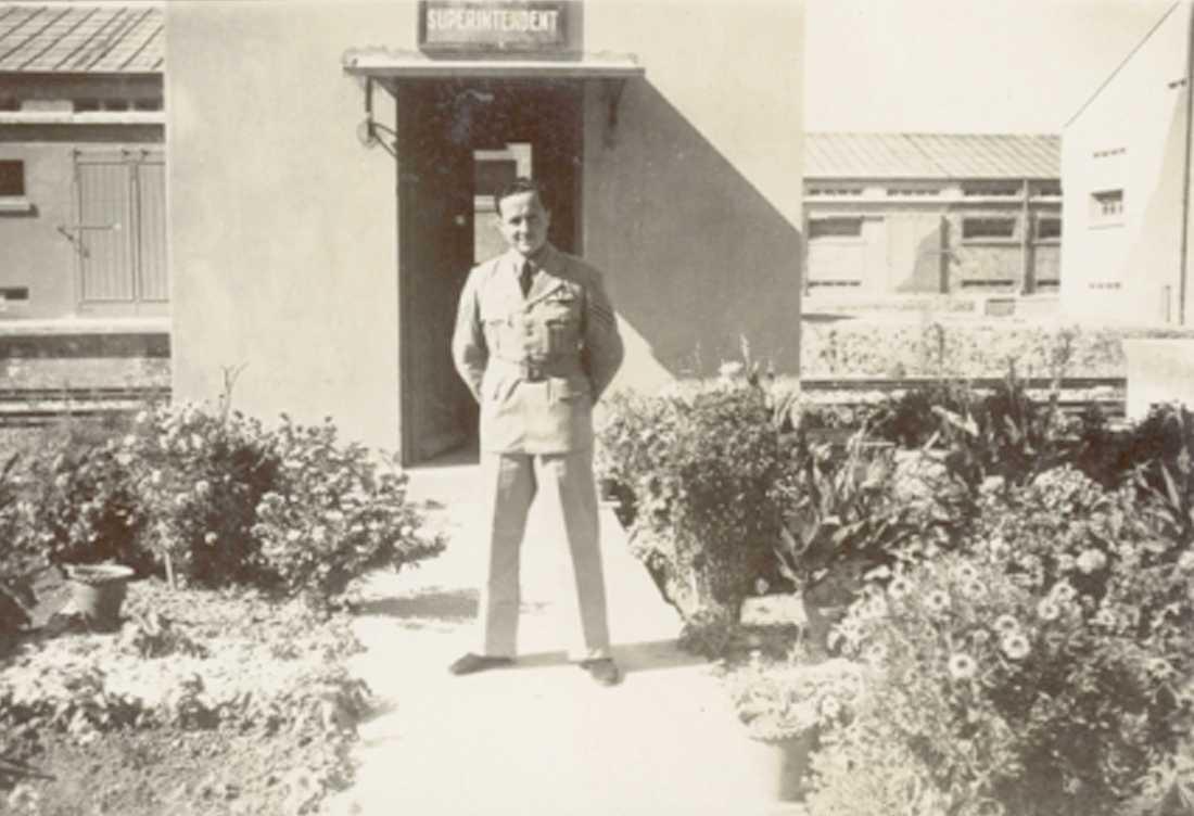 Piloten Dennis Copping ska ha överlevt kraschen i öknen men omkom under ökenvandringen och kvalevorna återfanns aldrig.
