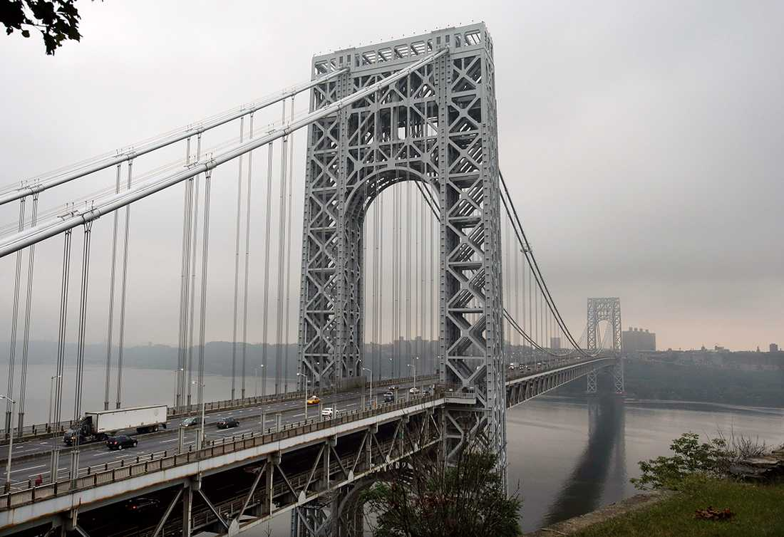 George Washington-bron som drabbades av trafikkaos – på grund en högt uppsatt anställd vid guvernörens stab.