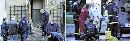 2007 Bomb mot åklagare, 1998 Dödsskjutning Chefsåklagare Barbro Jönsson hade lämat hemmet i förrgår klockan 07.15. Explosionen hördes över hela Trollhättan. Brödraskapsledaren Danny Fitzpatrick avrättades i Råcksta 1998. Förövarna körde i kapp mannens bil och perforerade den med flera skott.