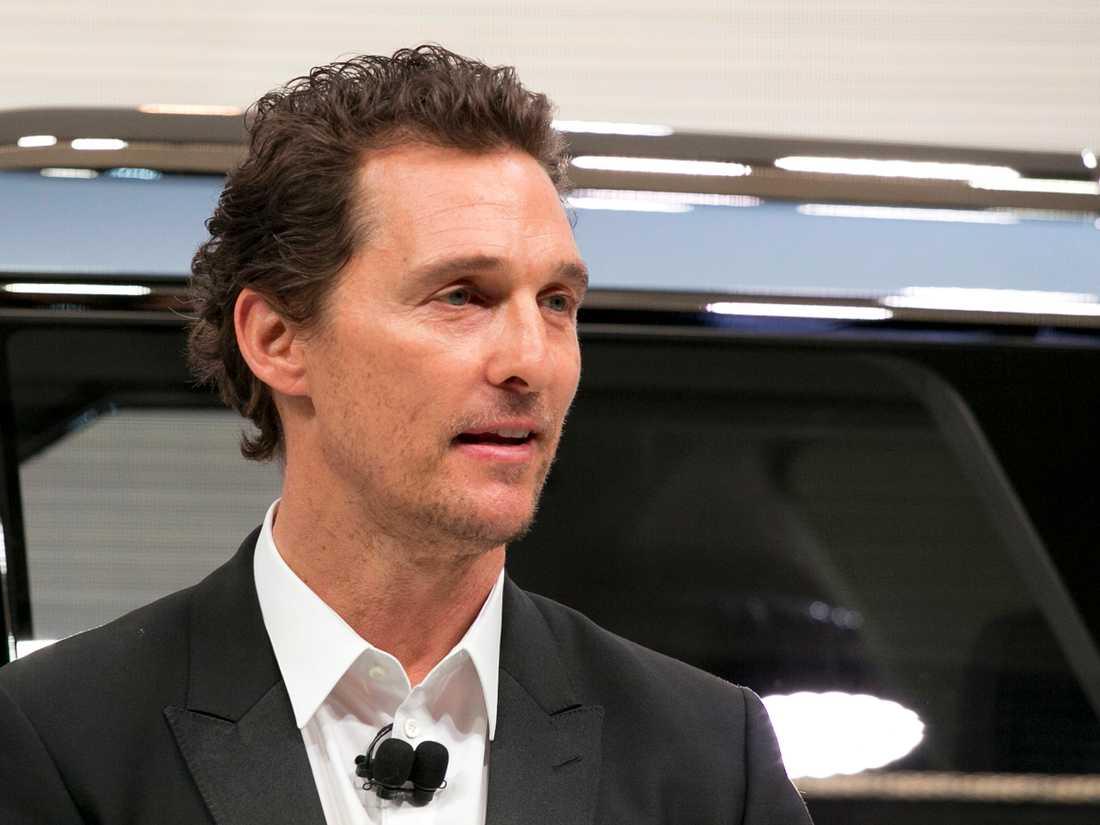 """Oscarsvinnaren för """"Dallas buyers club"""" växte upp med en far som drömde om det stora klippet."""