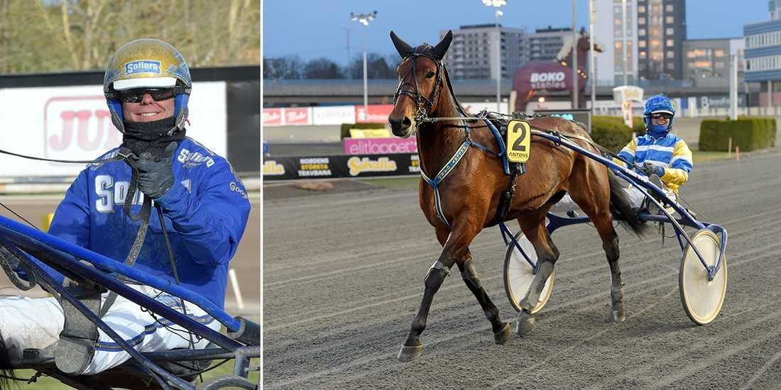 Sportbladets expert Per Nicklasson spikar Björn Goop och Mellby Happy på V64