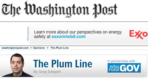 Och här rapporterar Washington Posts bloggare.
