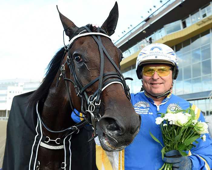 Roses Glory och Veijo Heiskanen.
