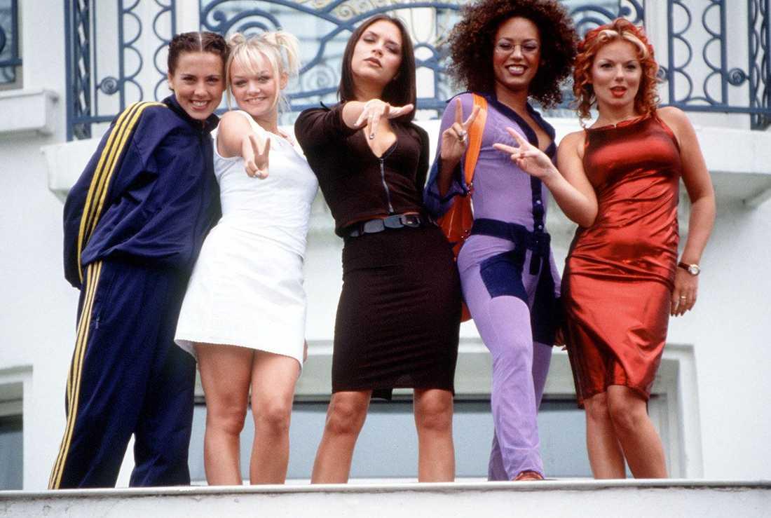 Spice girls.