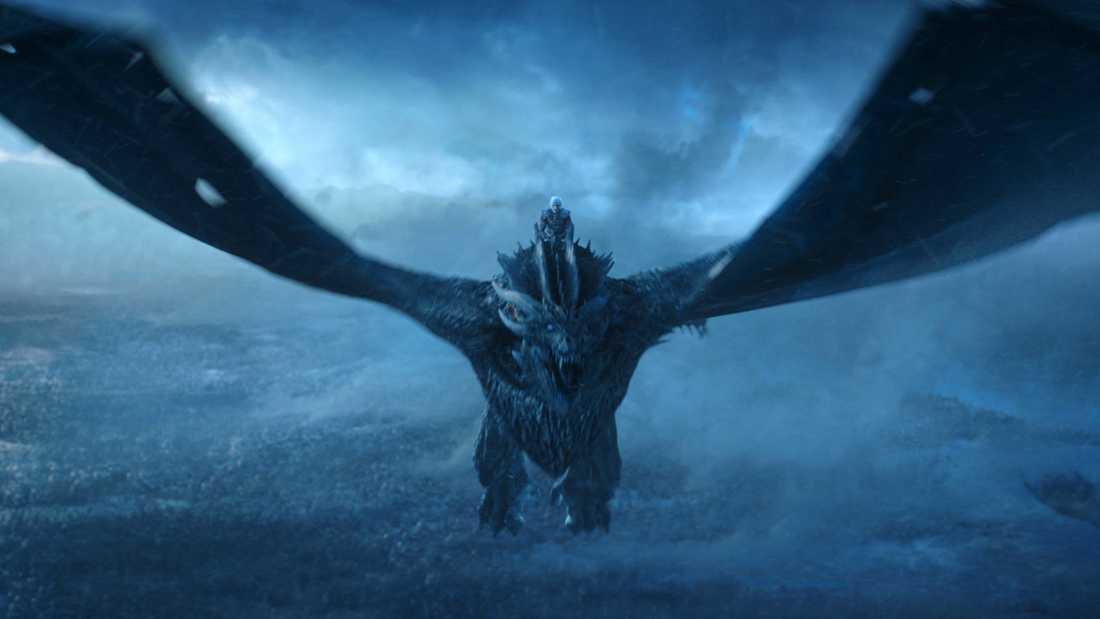"""Ur tv-serien """"Game of Thrones""""."""