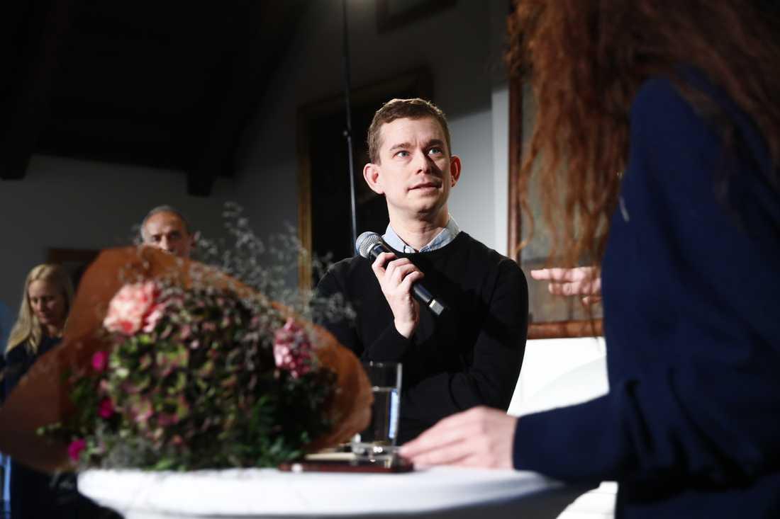 Även Aftonbladets Erik Niva var nominerad inom samma kategori.