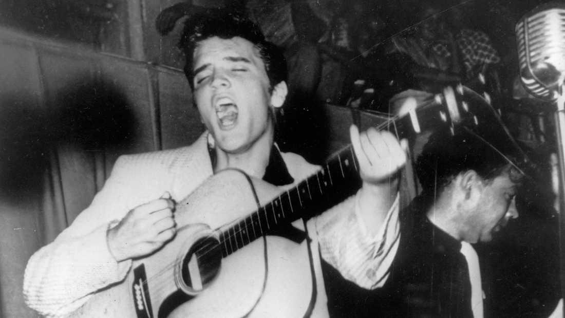 Elvis Presley 1957.