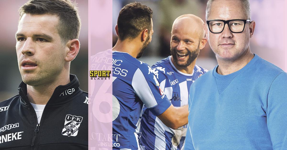 IFK Göteborg: Robert Laul: Ferranfaktorn avgörande på Tele2