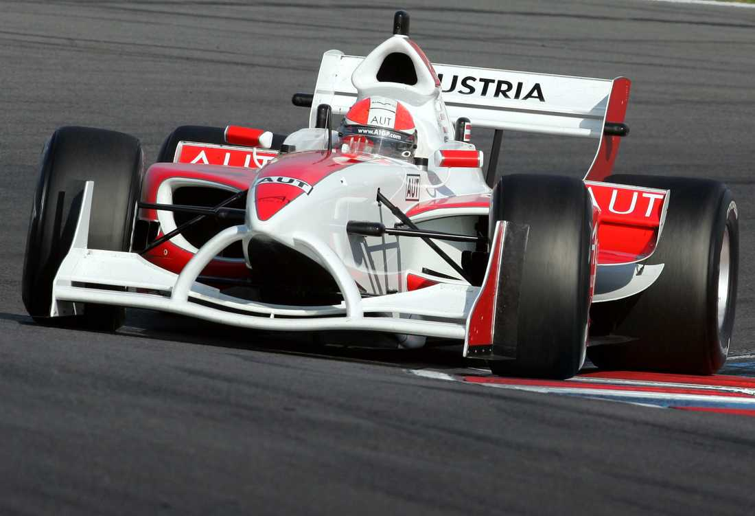 Niki Lauda var en en Forme 1-legendar.
