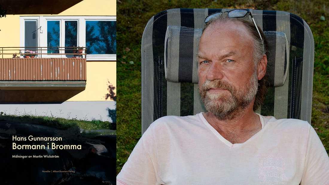 Hans Gunnarsson (född 1966), författare.