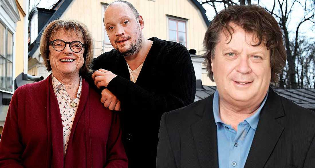 Jan-Olov Andersson saknar Cecilia Hagen och Jonatan Unge i årets uppställning.