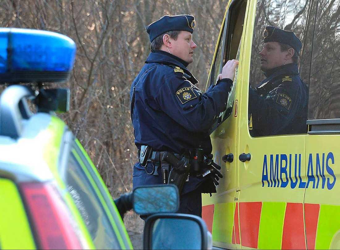 Någon gevärsman hittades aldrig och polisen trodde att det kunde ha rört sig om en ornitolog med en kikare på ett stativ. I stället rörde det sig om en 12-åring som lekte krig.