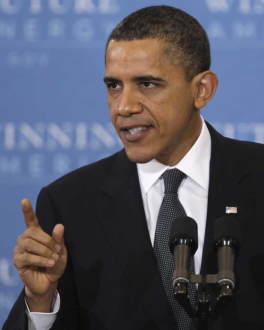 4. Barack Obama 10,5 miljoner