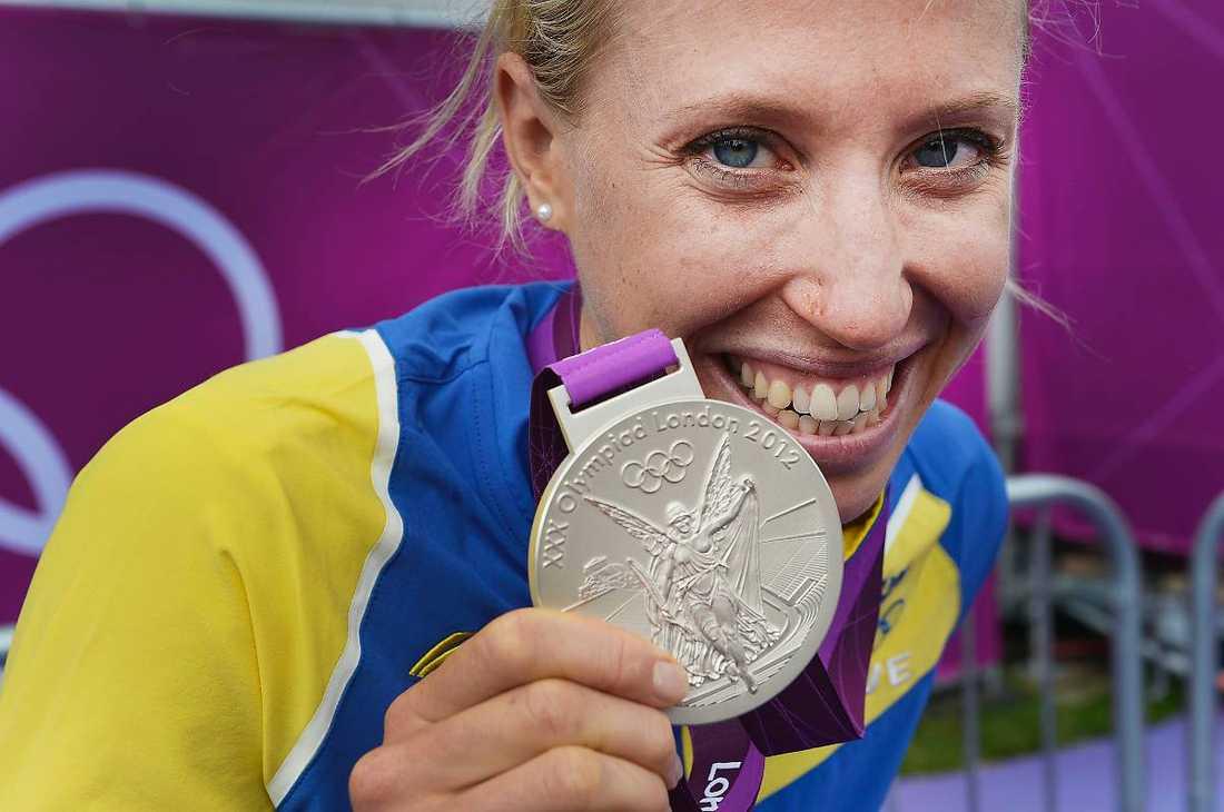 Lisa Nordén tog en plats i många svenska hjärtan efter OS-silvret.