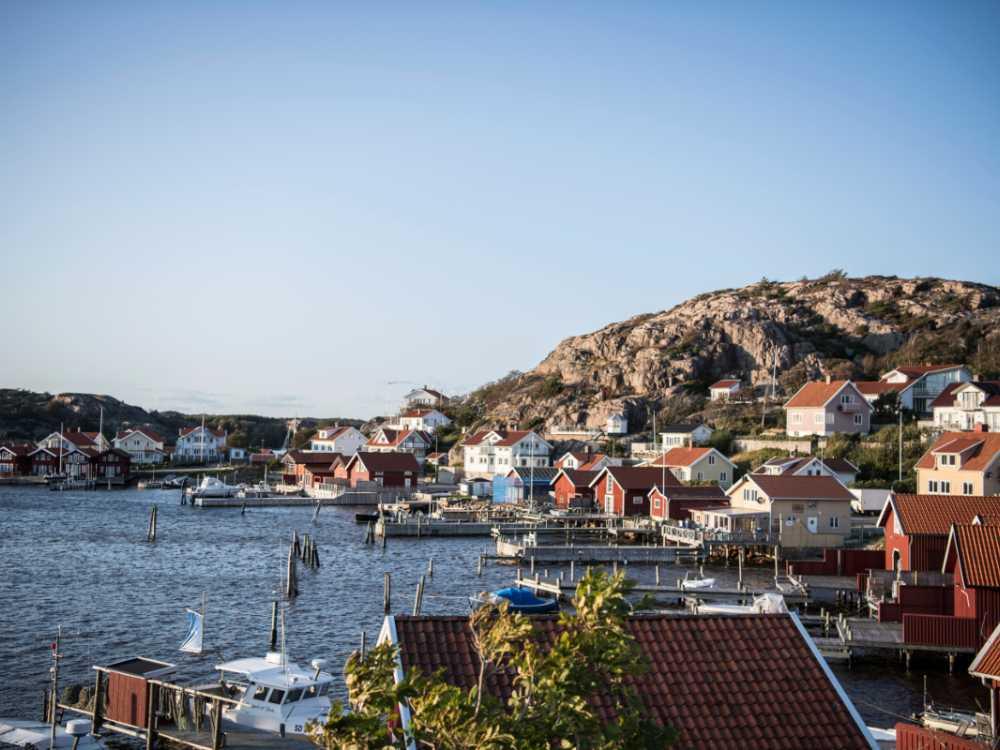 Västkusten - ett semesterparadis på sommaren, Bohuslän.