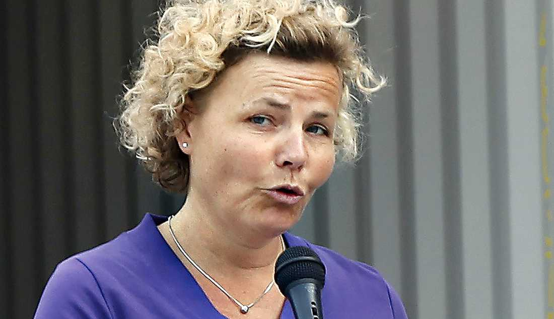 Anna Serner, SFI:s vd.