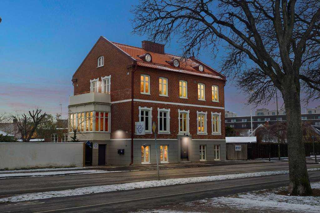Denna villa i Limhamn toppade klicktoppen både vecka 7 och 8. Totalt har villan, som förmedlas via Våningen & Villan, klickats över 35 000 gånger.