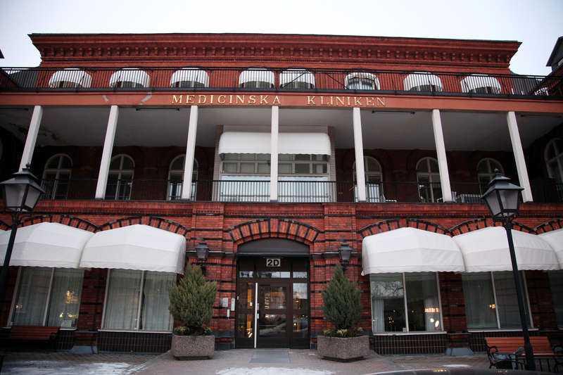 vinst  De läkare som köpte vårdcentralen Serafen i Stockholm för 700 000 kronor uppges ha sålt den vidare för 20 miljoner kronor.Foto