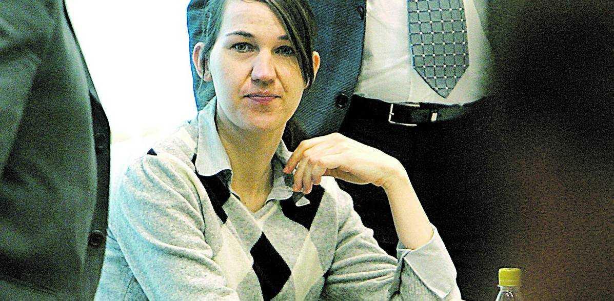 MÖRDARE På måndag faller hovrättens dom mot Christine Schürrer som redan i tingsrätten har dömts för barnamorden i Arboga. Hon kommer med största sannolikhet att få avtjäna sitt straff i sitt hemland Tyskland – om hon döms. Foto: LASSE ALLARD
