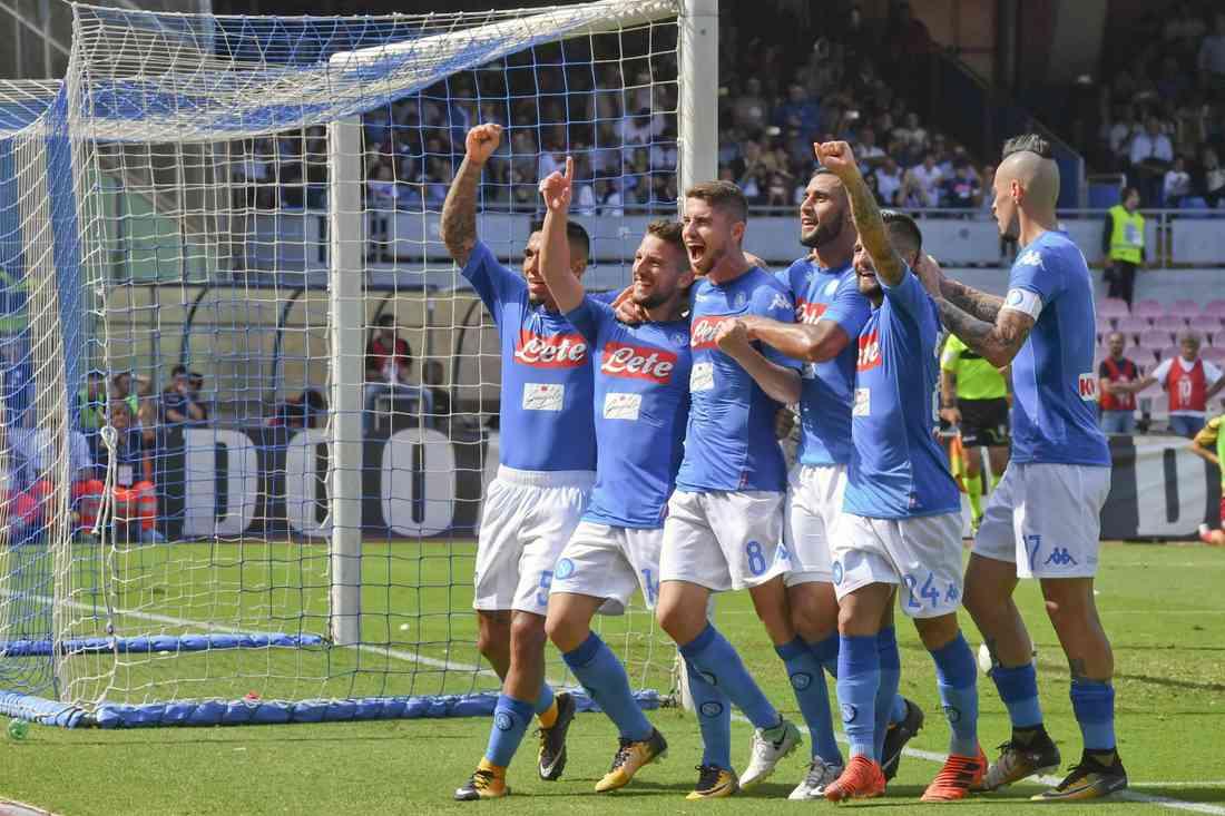 DOKUMENT  Historien om Napoli – bästa säsongsstarten någonsin i ... 6d0ebf461e59a