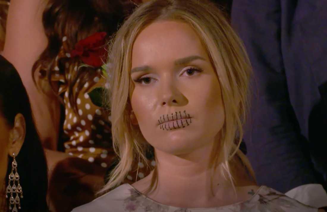 """Amanda är en av deltagarna i årets """"Bachelor"""""""