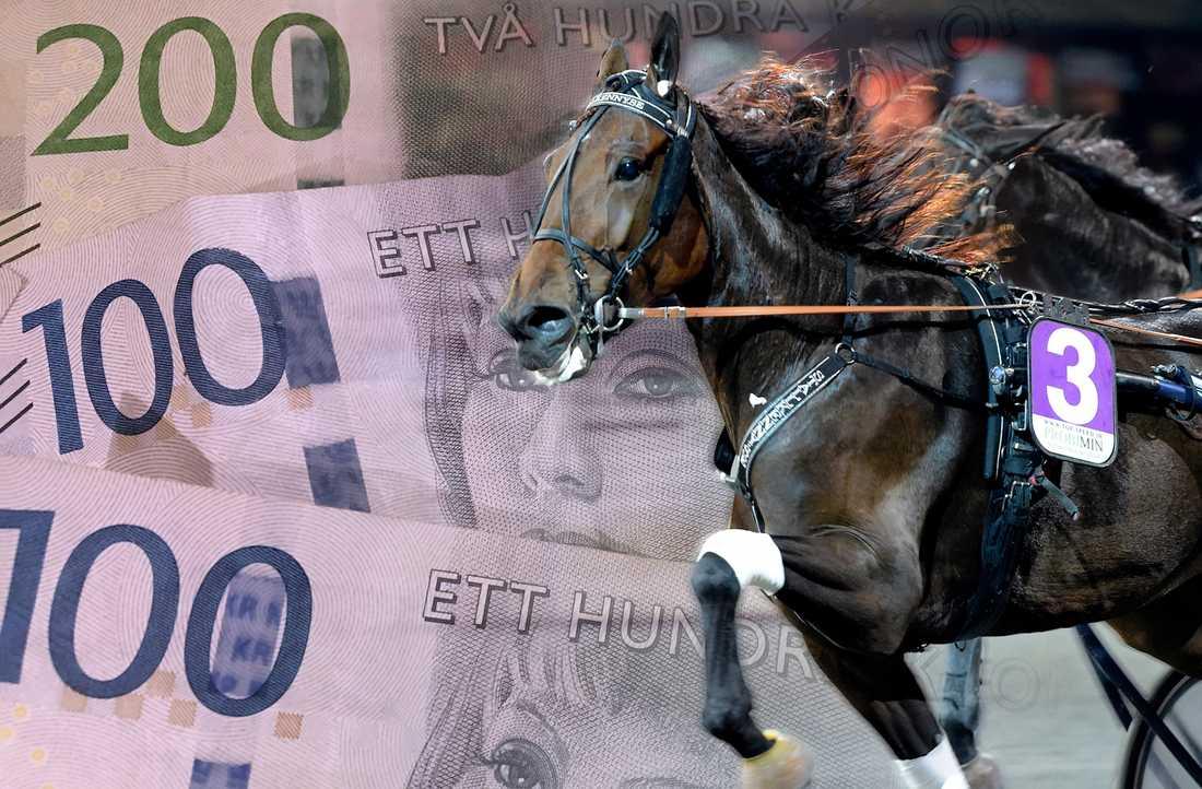 ATG fryser inne med 16 miljoner kronor – pengar som vanns av travspelare på Malta