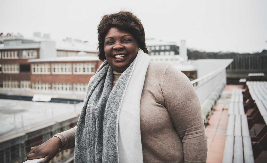 I dag är jag självständig, och stolt över mig själv, säger Constance Banda.