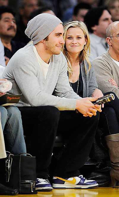 Jake Gyllenhaal och Reese Witherspoon.