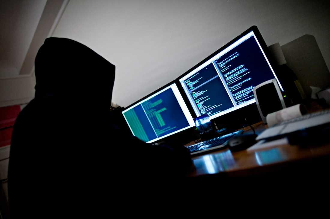 Staden Riviera Beach i Florida har råkat ut för hackare som stängt ner de lokala myndigheternas datorsystem och krävt betalning för att låsa upp dem. Arkivbild.