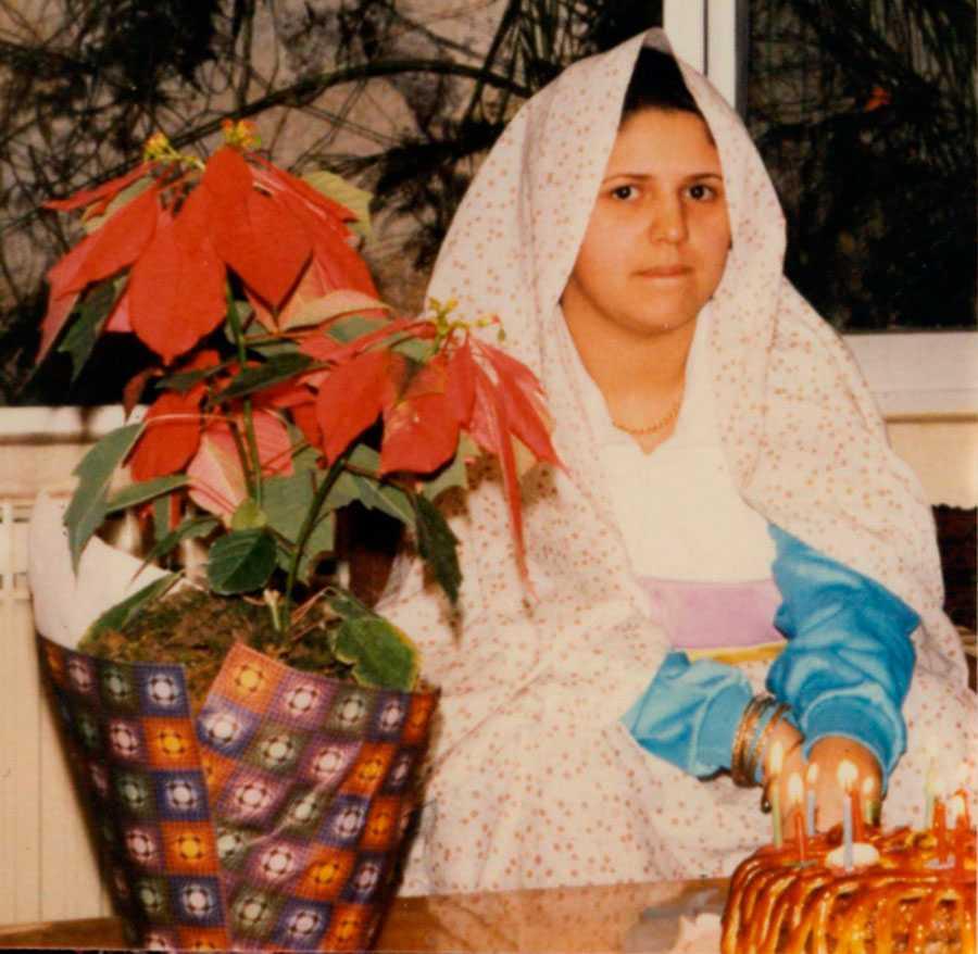 Jag giftes bort med en tio år äldre släkting. Om jag hade protesterat hade släkten skambelagt min mamma, skriver Miranda Ebrahimi.