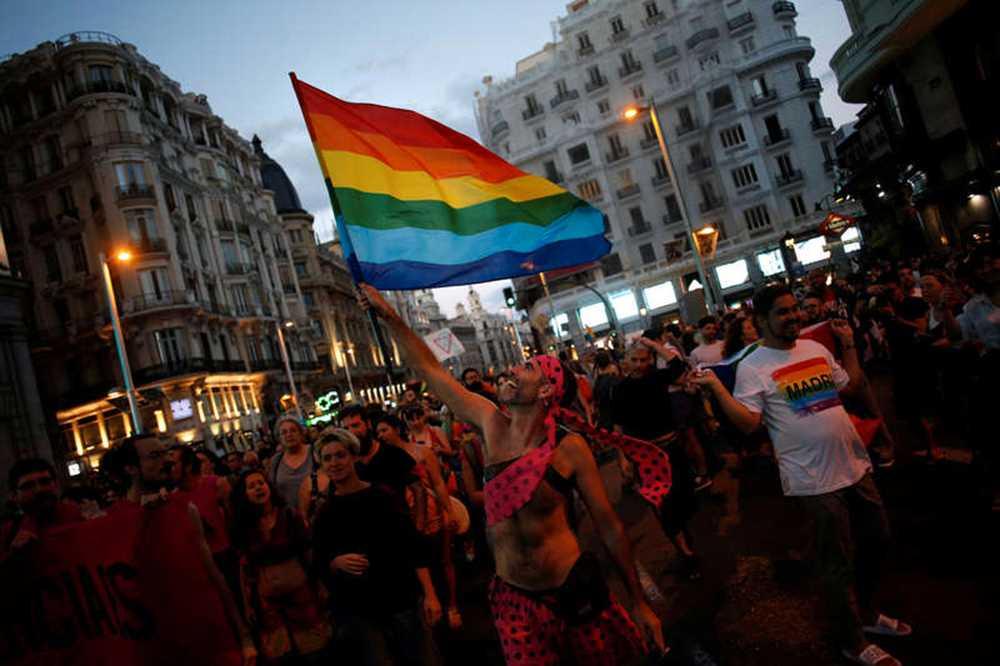 Just nu pågår World Pride i Madrid.