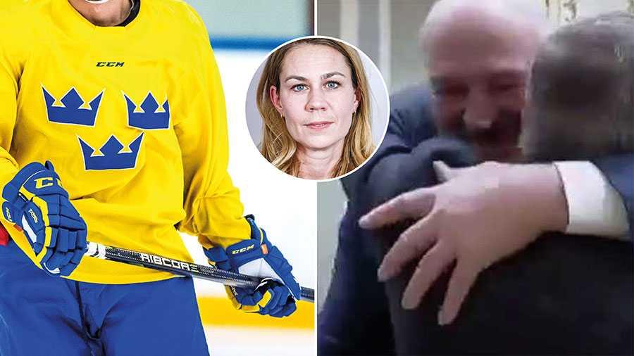 För vad finns egentligen att diskutera? Svenska Ishockeyförbundet behöver gå längre och tydligt deklarera att Sverige inte kommer att delta i ett VM i Belarus, skriver Anna Sundström.