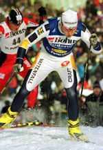 Per Elofsson tog i dag sin åttonde seger i världscupen.