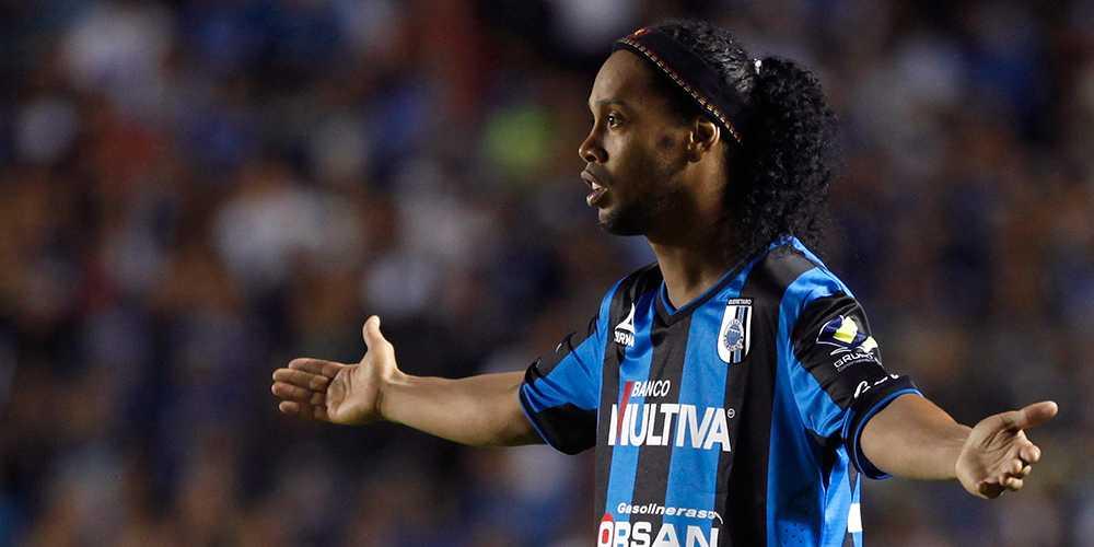 Ronaldinho.