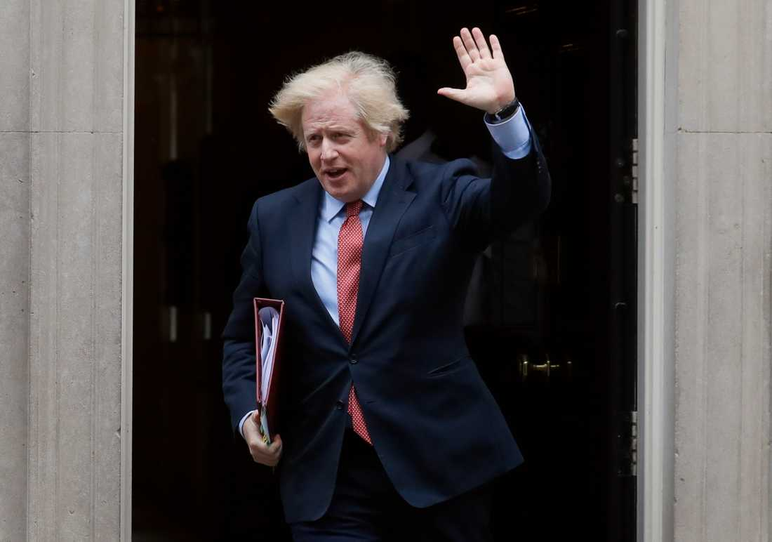 Storbritanniens premiärminister Boris Johnson förordar att biståndet ska användas för att minska ryskt och kinesiskt inflytande.