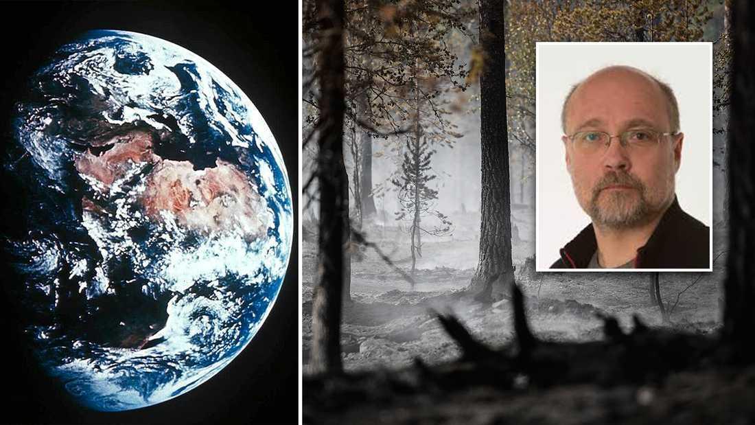 Martin Gren är docent i kulturgeografi vid Linnéuniversitetet.