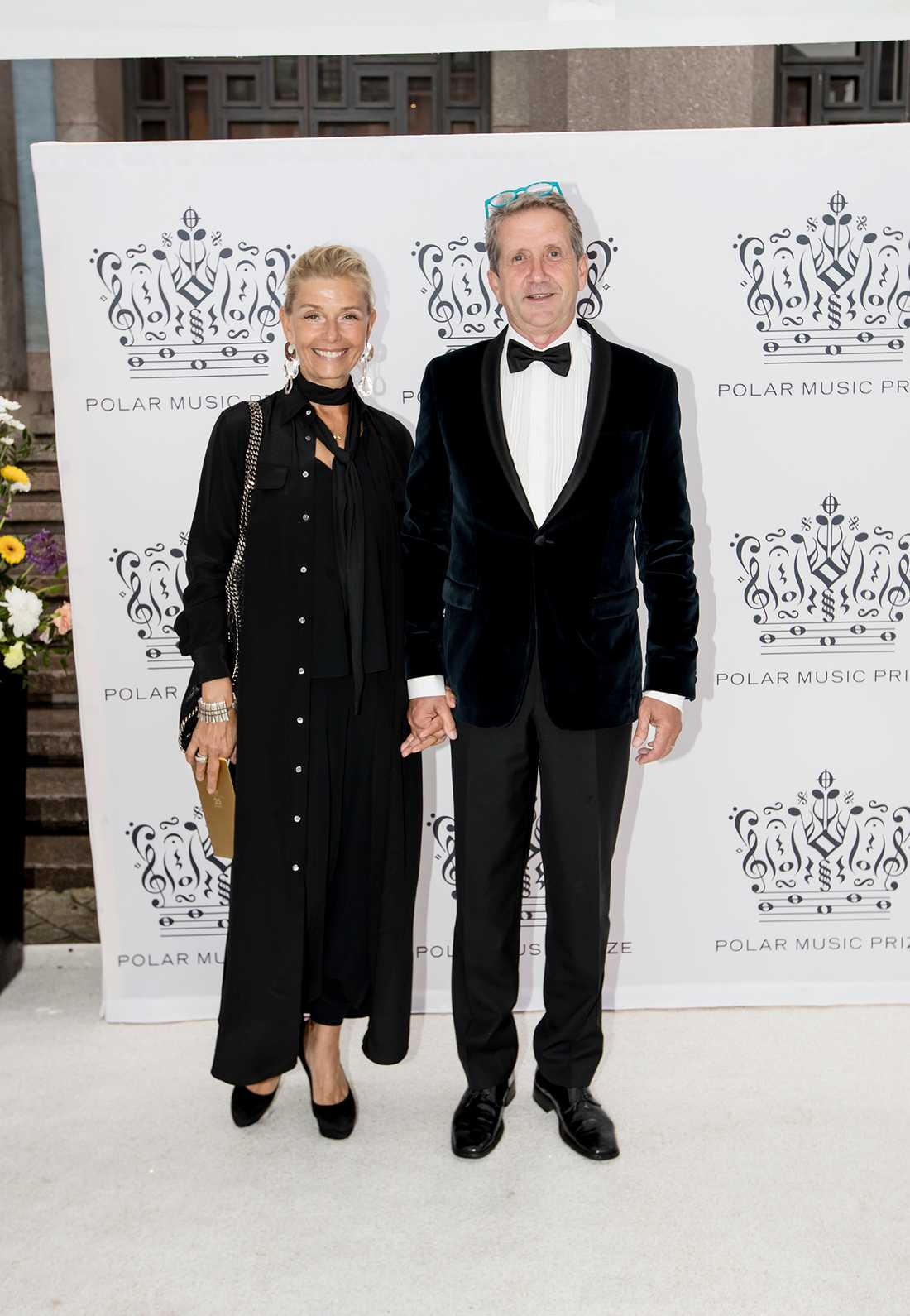 Catarina Timell och Anders Timell.