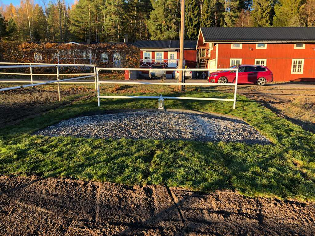 Järvsöfaks gravplats hemma i hagen.