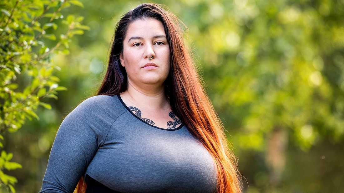Jessica Almenäs ska få en pojke   Aftonbladet